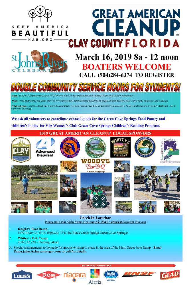 St. Johns River Cleanup